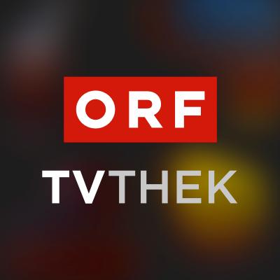 Logo ORF TVThek Österreichprogramm